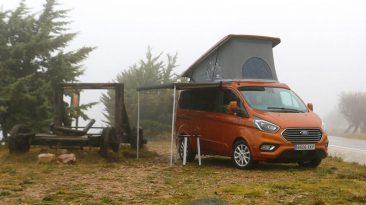 Prueba Ford Tourneo Custom by Tinkervan 2019