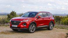 Prueba Hyundai Santa Fe 2019