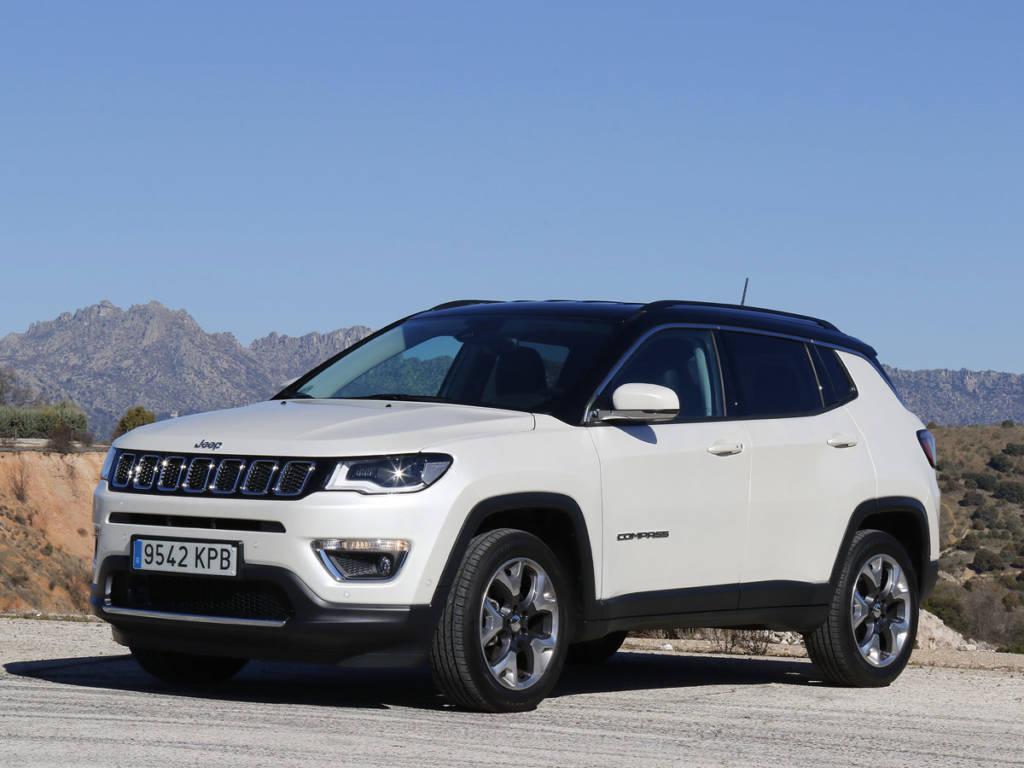 Prueba Jeep Compass Limited 2019