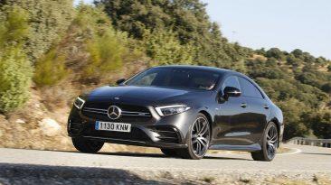 Prueba Mercedes-AMG CLS 53 2019