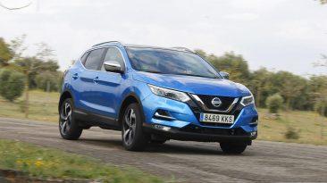 Prueba Nissan Qashqai 2019