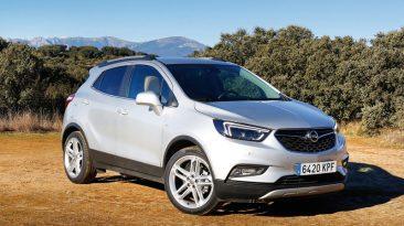 Prueba Opel Mokka X GLP 2019