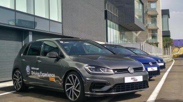 cursos Volkswagen driving experience