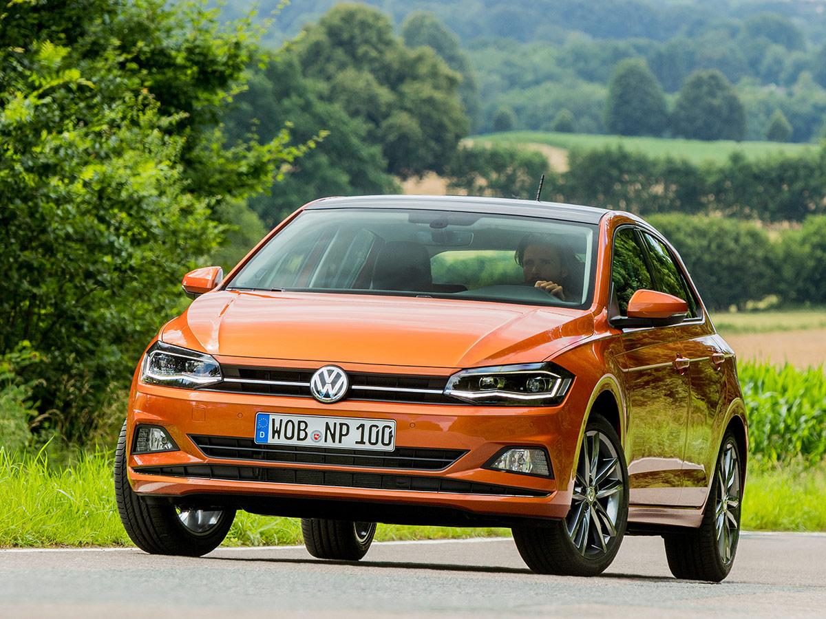 Volkswagen Polo: 14.740 euros +275 euros