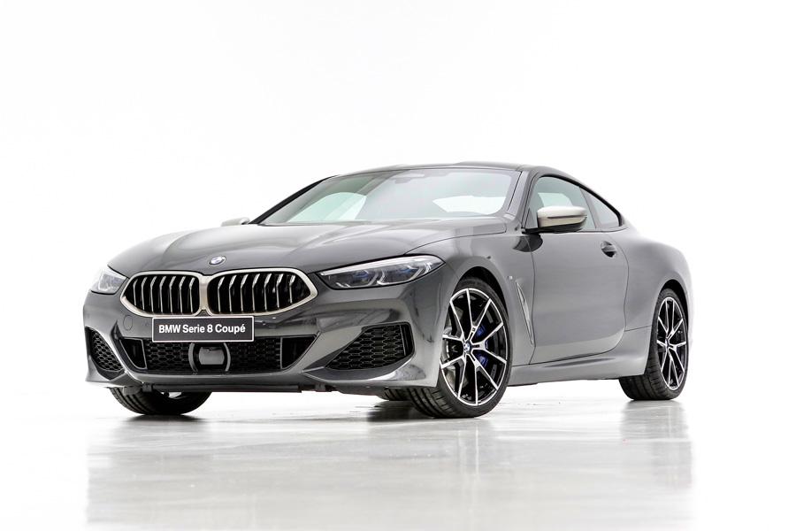 El nuevo BMW Serie 8 Coupé 2018, en imágenes