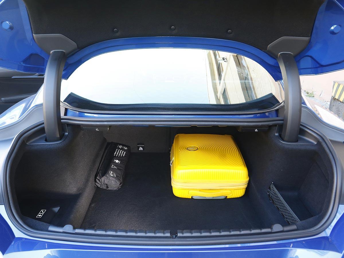 maletero BMW M850i xDrive Coupe
