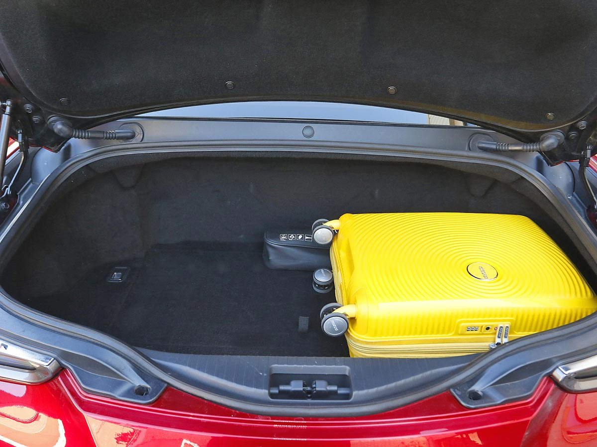maletero Lexus LC 500h