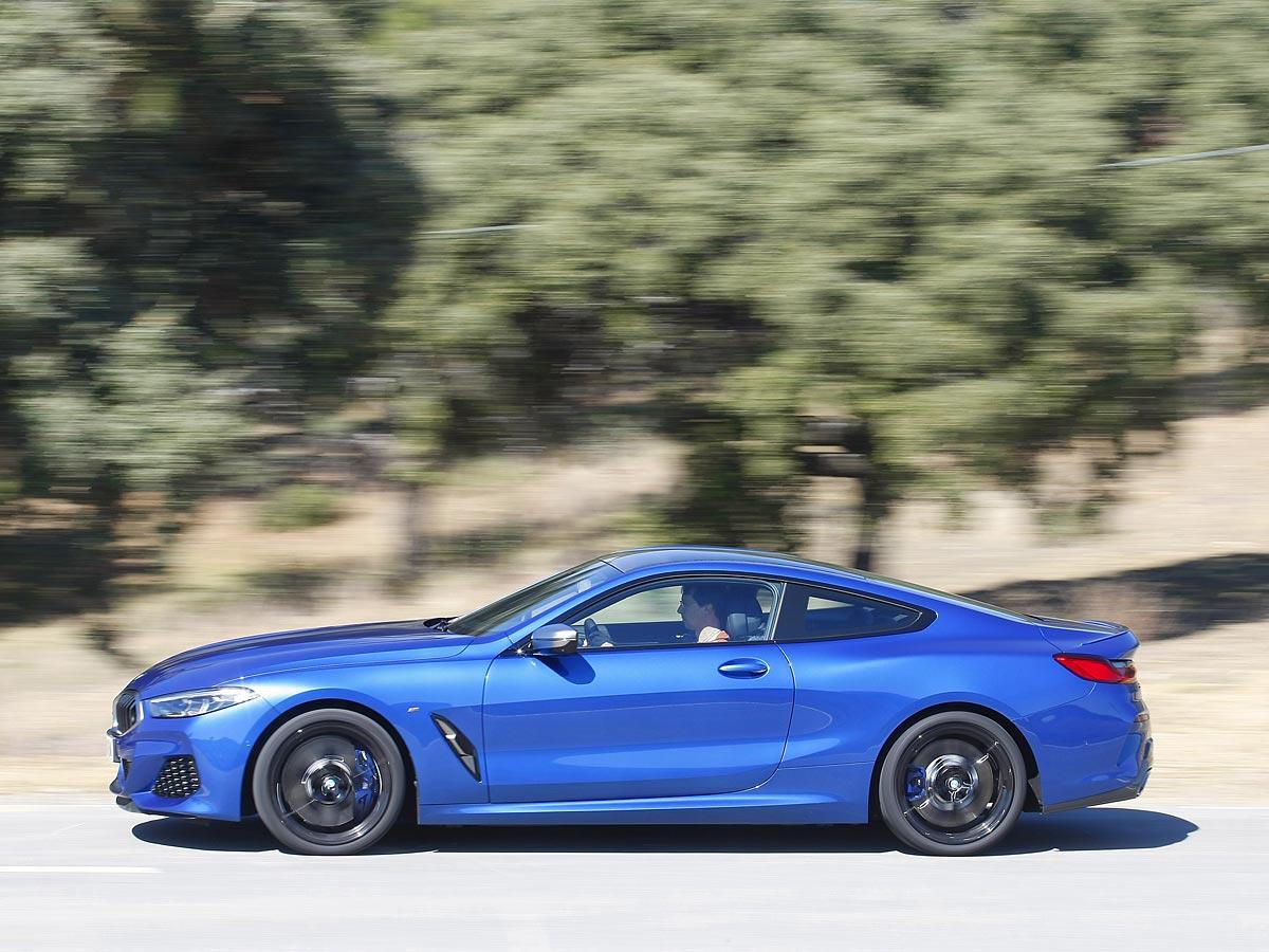 barrido BMW Serie 8 Coupé