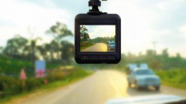 Cámara de vídeo en coches