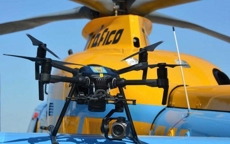 Dron DGT