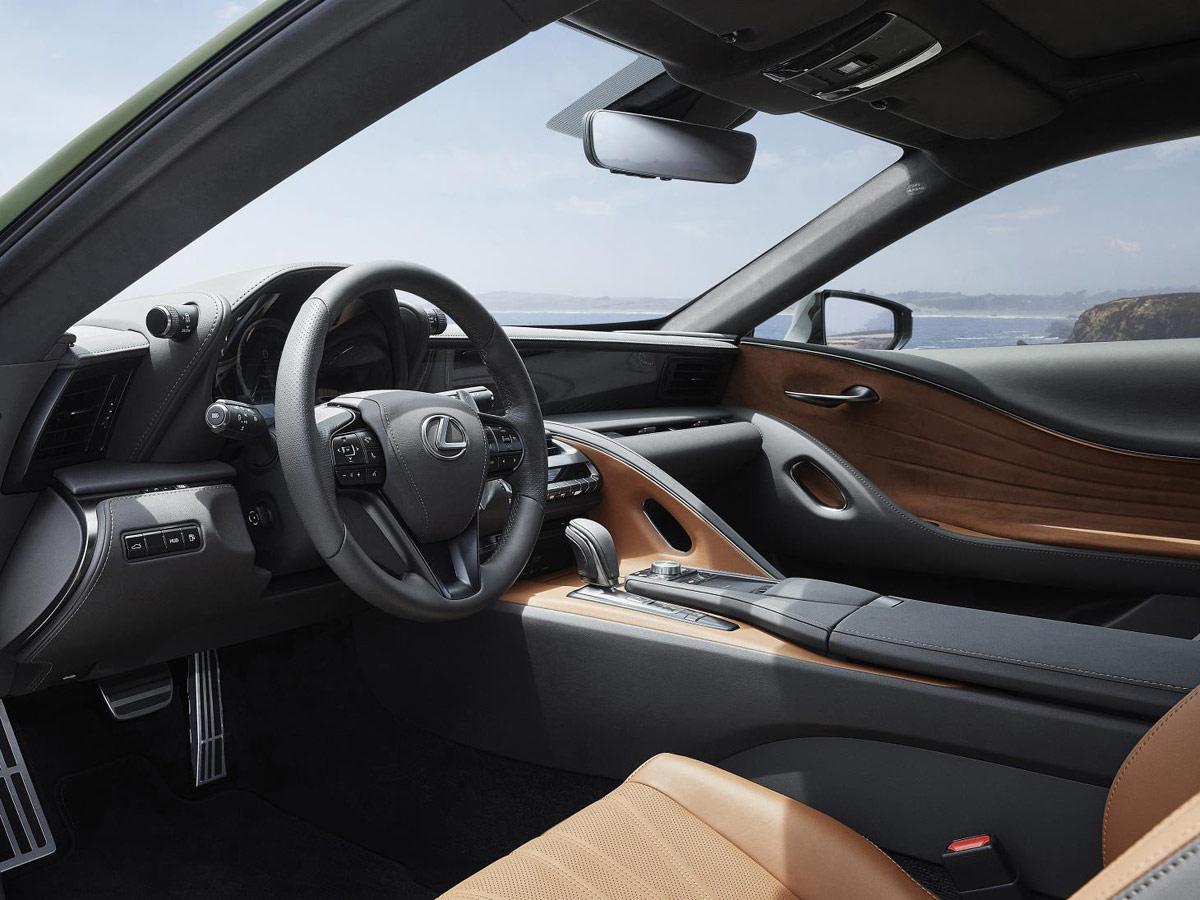Lexus LC Edición Limitada 2019