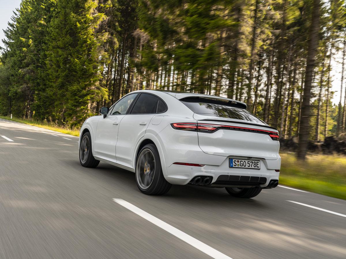 Porsche Cayenne Turbo S E Hybrid Y Coupe El Suv Mas Potente Tiene Enchufe Clicacoches