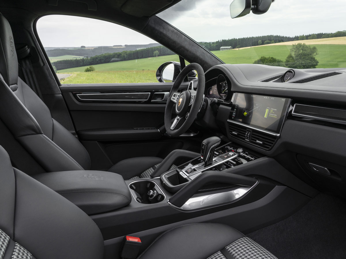 Porsche Cayenne Coupé Turbo S E-Hybrid 2019