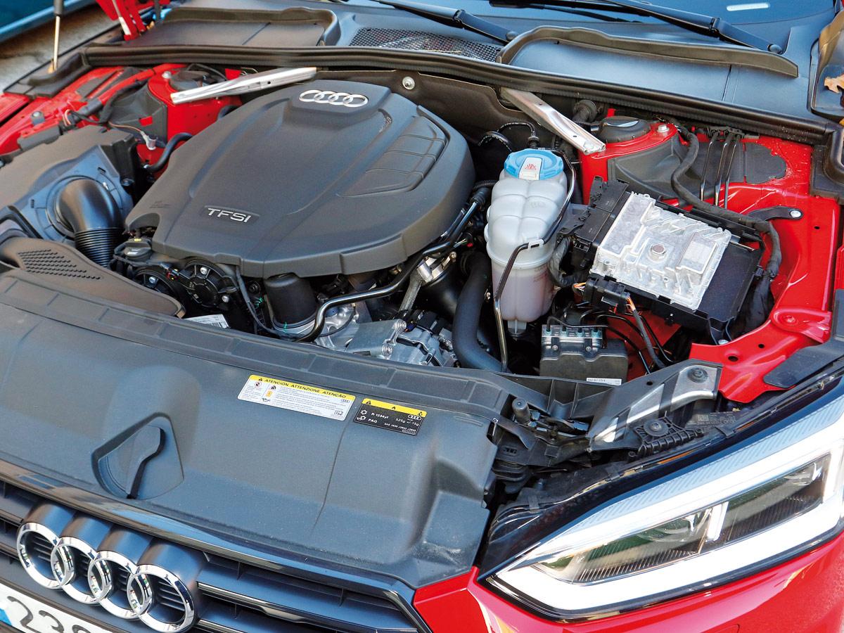 Prueba Audi A5 Coupé 2019
