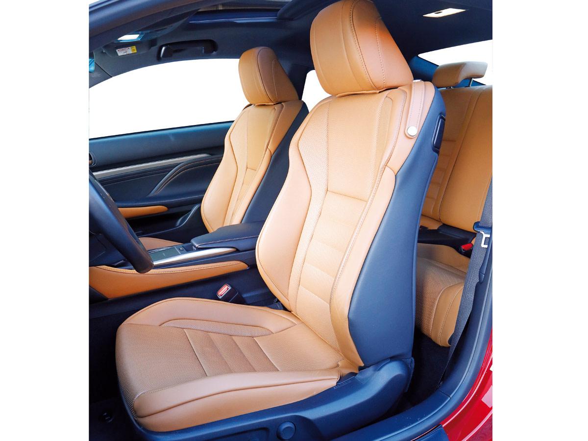 Prueba Lexus RC 300t 2019