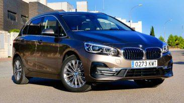 bmw 225xe híbrido enchufable