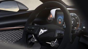 Concept Car Cupra interior
