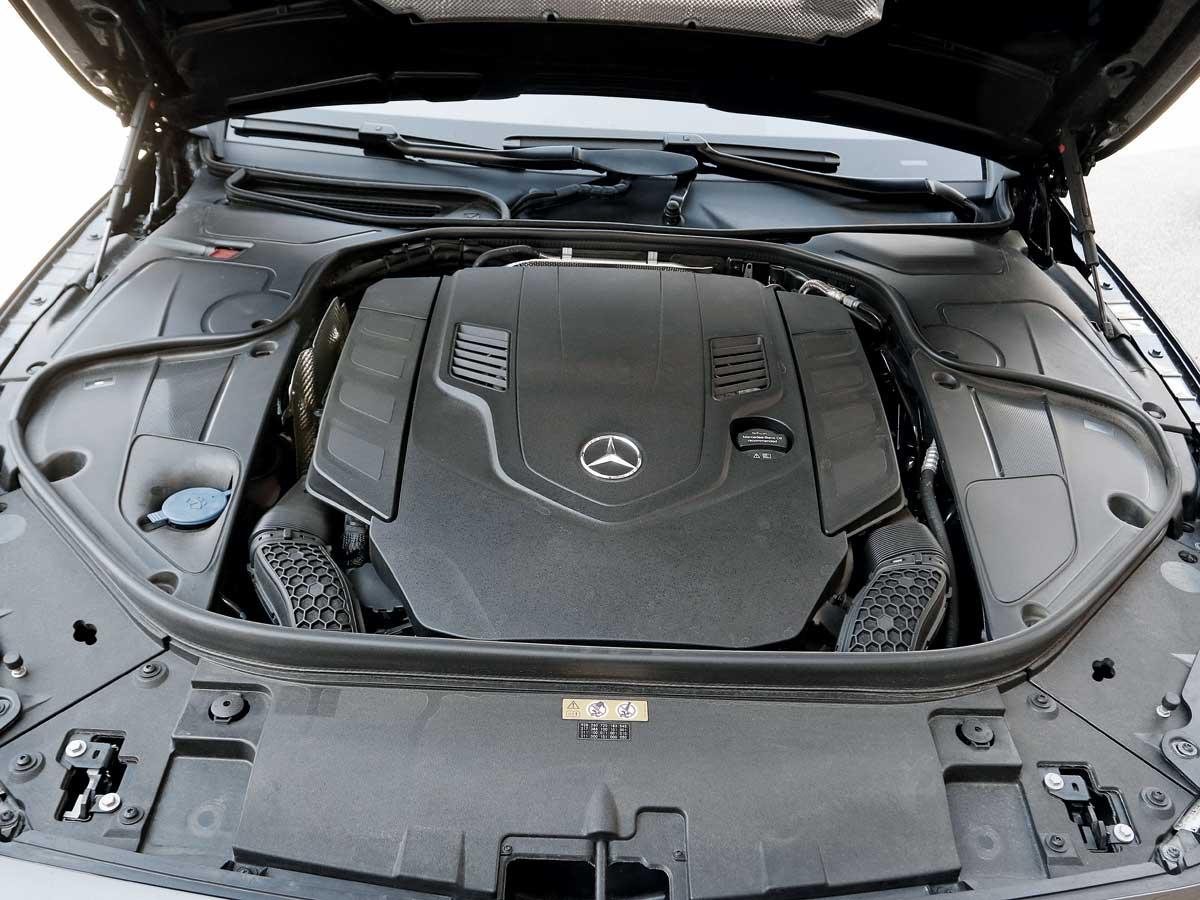 mercedes-benz s 560 coupé