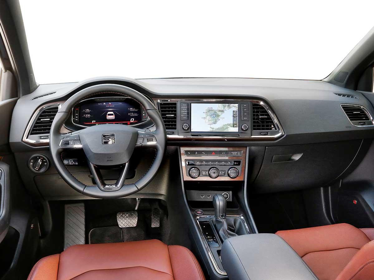 interior seat ateca 2019