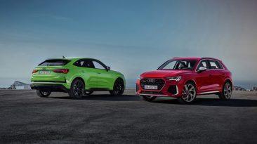 Audi RS Q3 y Audi RS Q3 Sportback 2019