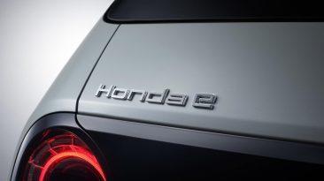 Honda e 2019