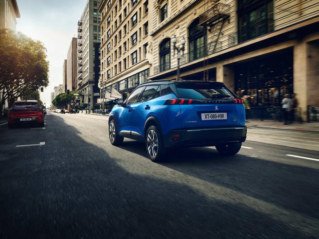 Peugeot e-2008 2019