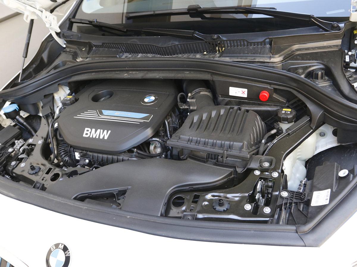 Prueba BMW 225xe iPerformance Active Tourer 2019