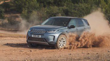 Prueba Land Rover Discovery Sport 2019