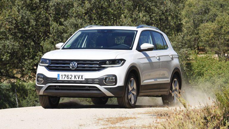 Prueba Volkswagen T-Cross Sport 1.0 TSI 115 CV 2019