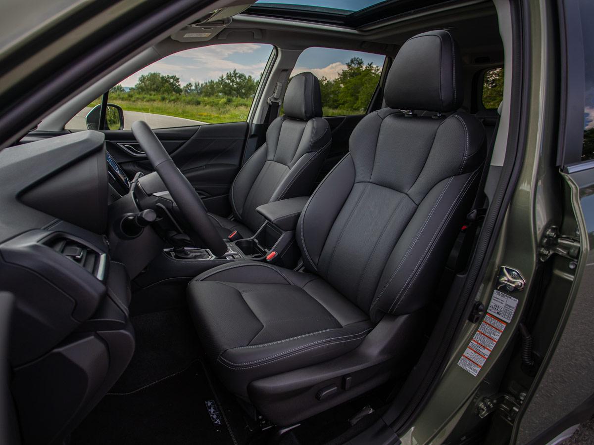 Subaru Forester e-Boxer 2019