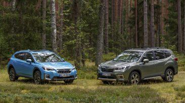 Subaru Forester y Subaru XV ECO 2019