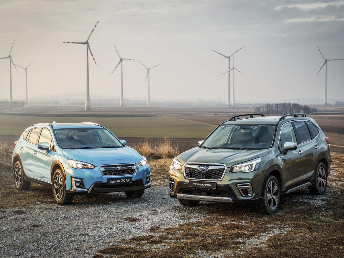 Subaru XV ECO 2019