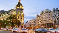 centro de ciudades con más tráfico