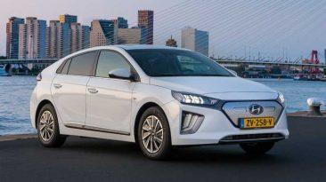 Hyundai IONIQ 2020 eléctrico