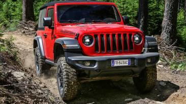 Jeep Wrangler híbrido enchufable 2020