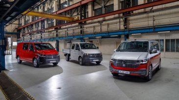 Prueba Volkswagen T6.1 2020