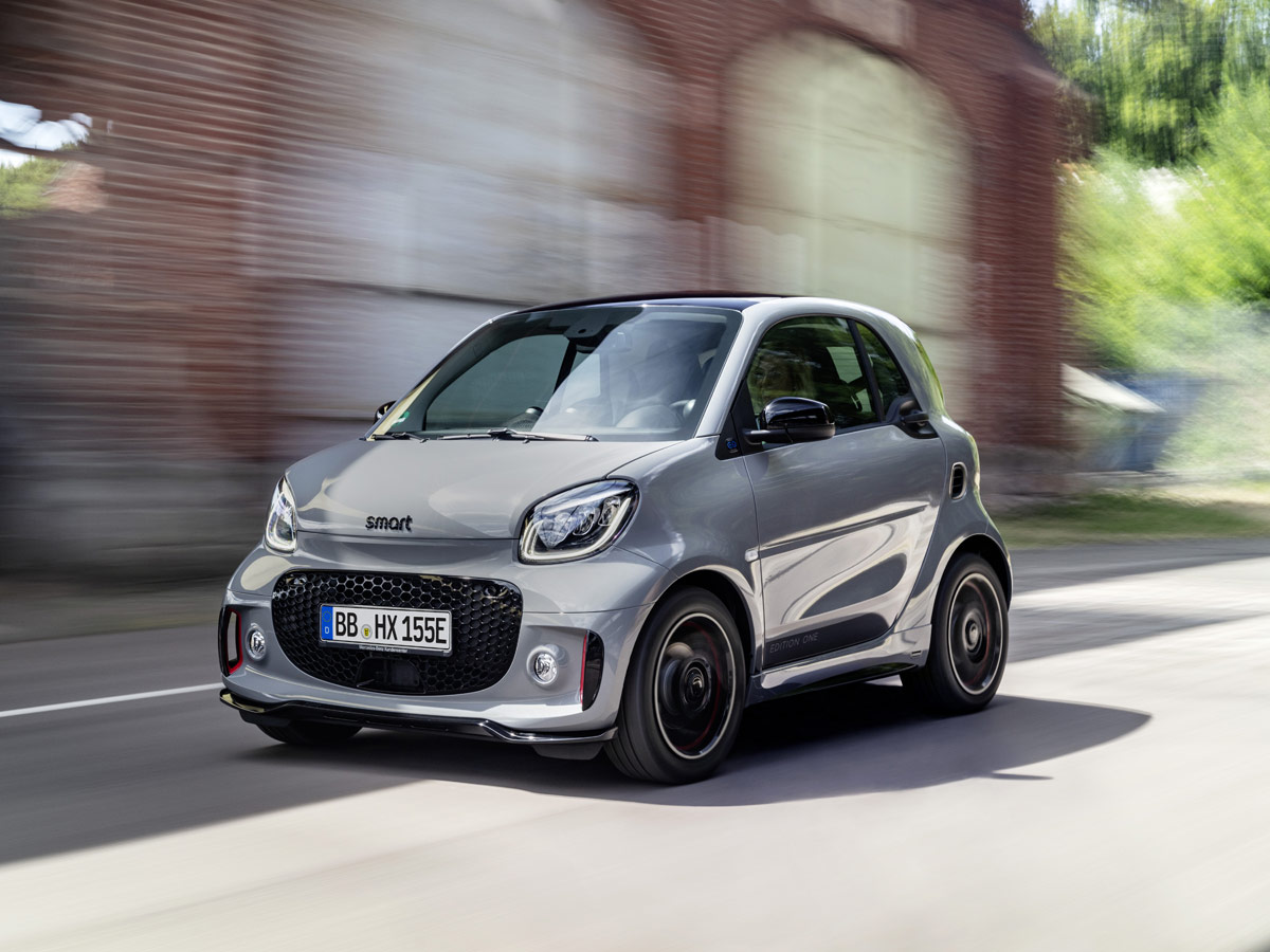 smart fortwo 2019