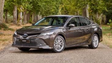 Toyota Camry Hybrid 2019 precios España