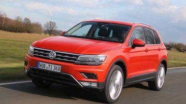 llamada a revisión Volkswagen Tiguan