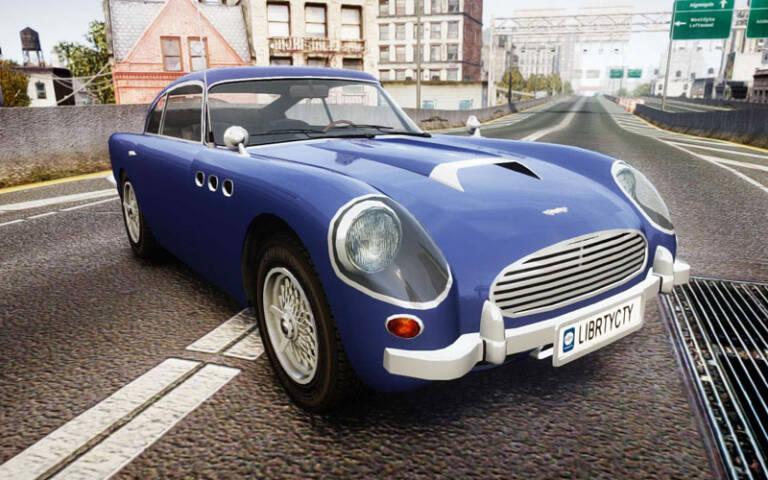 Dewbauchee JB 700 – Aston Martin DB5