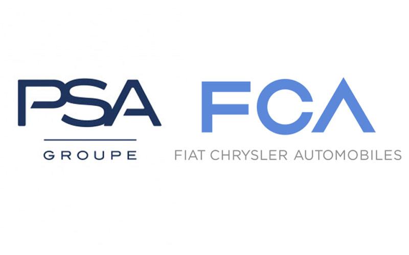 Imagen Grupo FCA y Grupo PSA