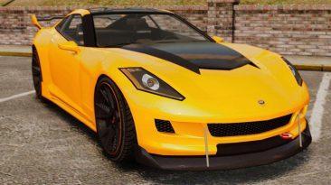 Inverto Coquette – Chevrolet Corvette C7