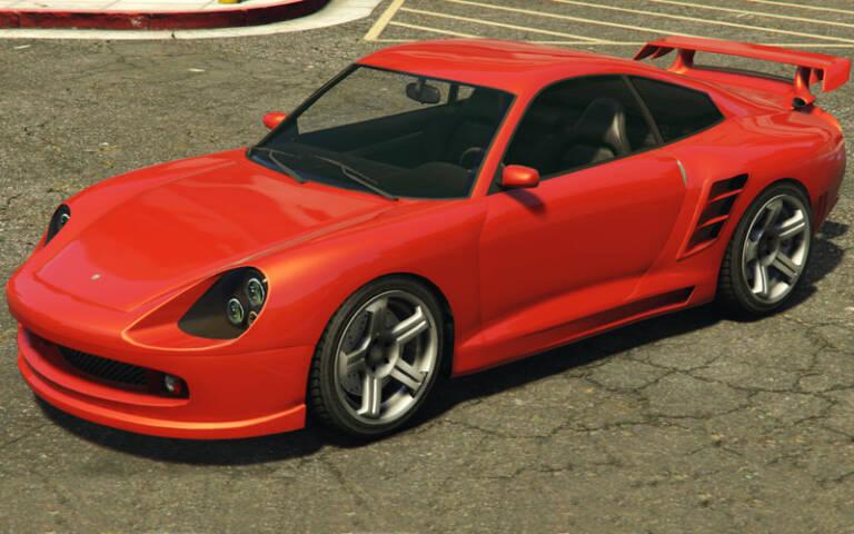 Pfister Comet – Porsche 911