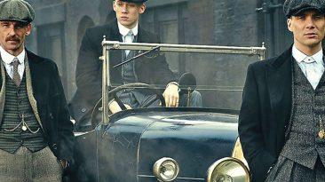 coches Peaky Blinders