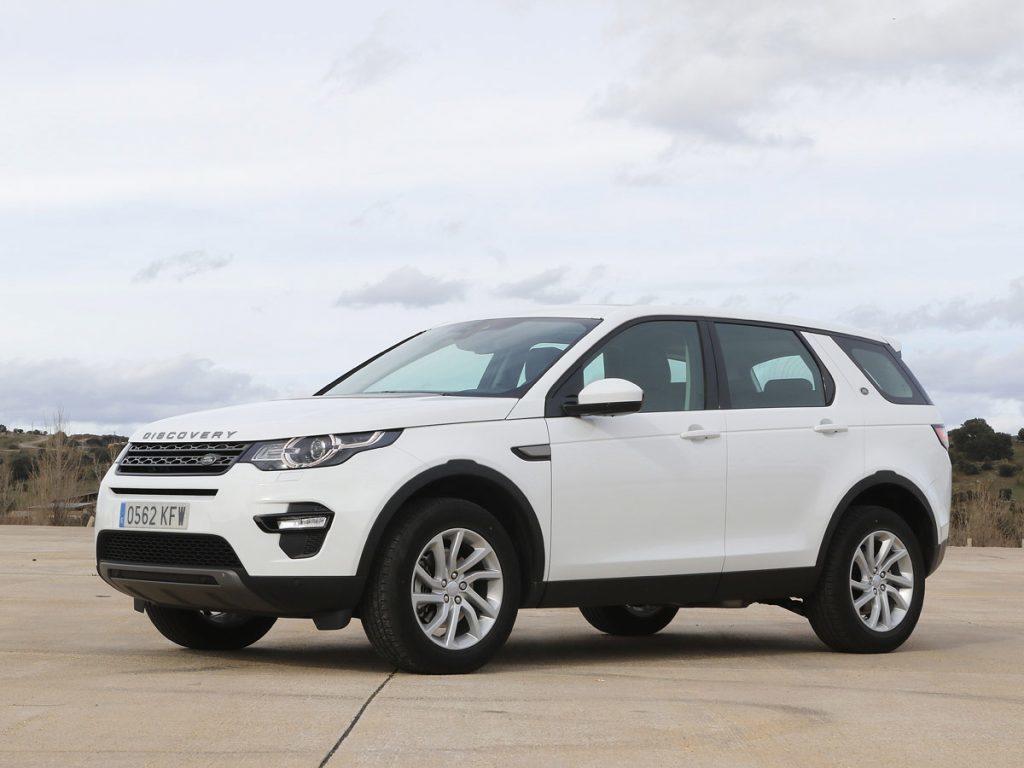 Prueba Land Rover Discovery 2018