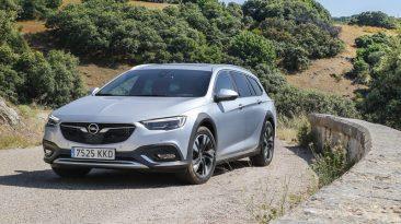 Prueba Opel Insignia Country Tourer 2.0 CDTi biturbo 210 CV 4x4 AT8 2019