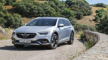 Prueba Opel Insignia Country Tourer 2.0 CDTi biturbo 210 CV 4x4 AT8 2019
