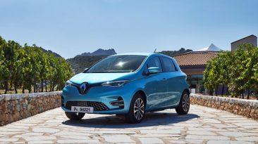 Prueba Renault ZOE 2019