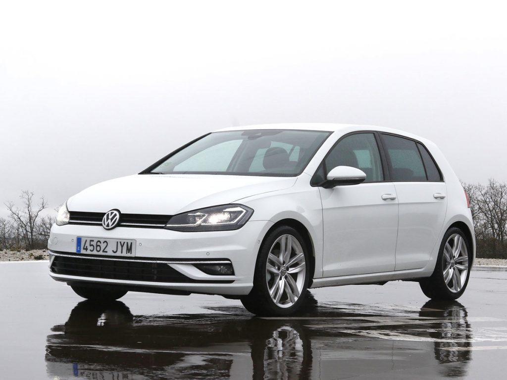 Prueba Volkswagen Golf 2.0 TDI Sport 2019