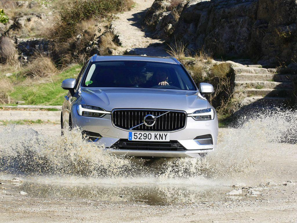Prueba Volvo XC60 D3 2019